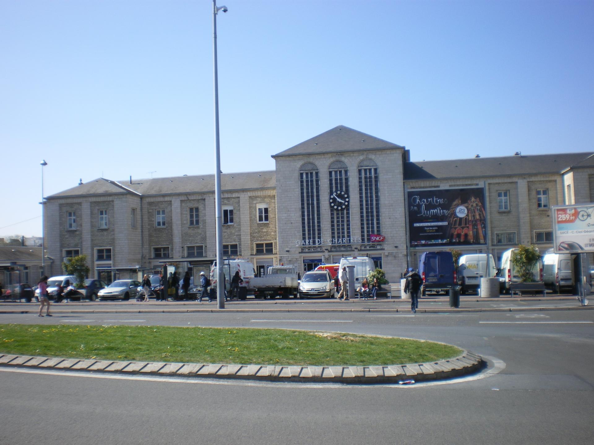 Gare chartres 1